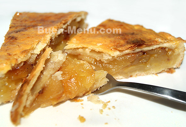 Tarta de manzana americana APPLE PIE